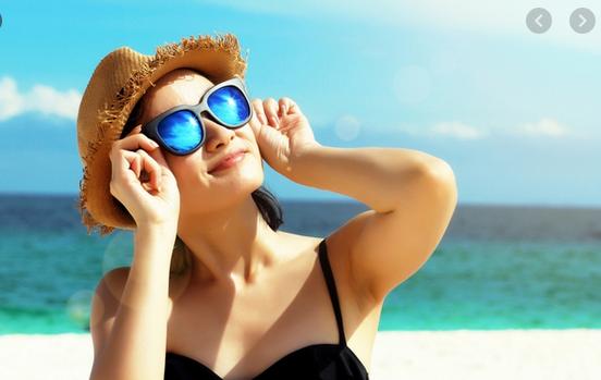 Protection de la peau en été